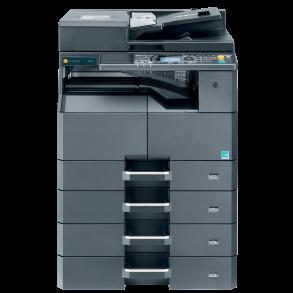Kopi-print-scan Sort/hvid MFP
