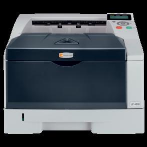 Printer sort/hvid