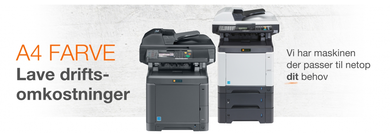 Service af alle printere og salg af Triumph-Adler - Office Supply
