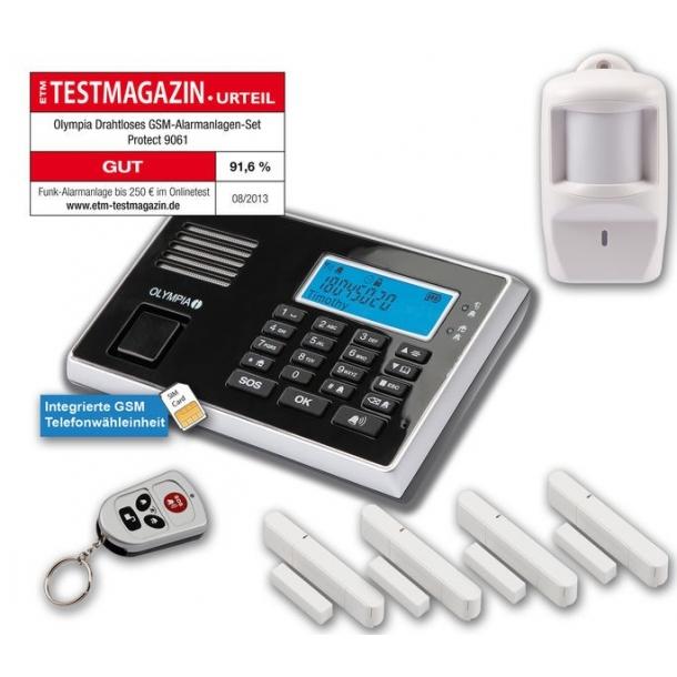 Olympia alarmsystem 9061 GSM