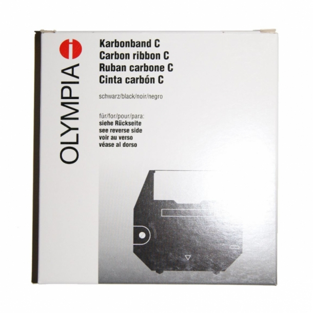 Startype - Carbonbånd (Correctabel)