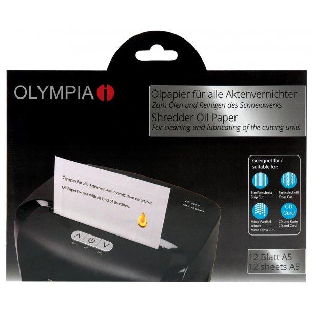 Olympia oliepapir