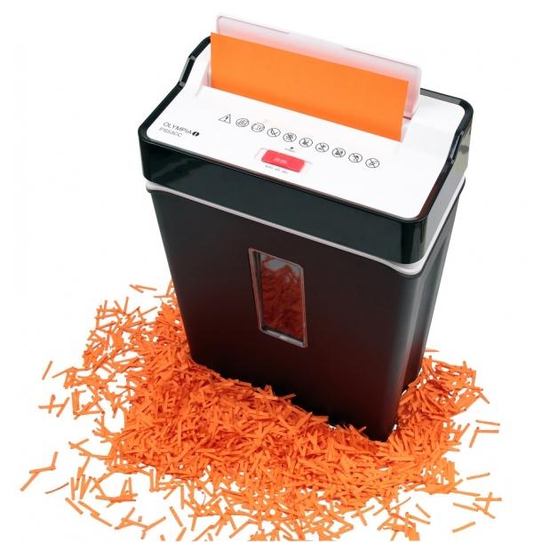 Makulator til krydsmakulering af papir og kreditkort  - PS 53 CC