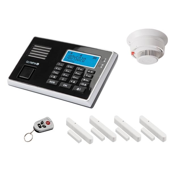 Olympia alarmsystem 9060 GSM
